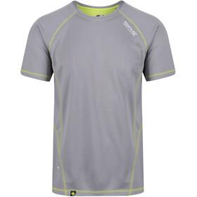 Regatta Virda II t-shirt Heren grijs
